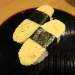 立ち喰い寿司とビオワイン ふく  - 玉