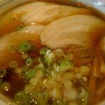 菜食厨房 麺道楽 - 焼き干しチャーシューメン