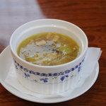 西欧亭 - 料理写真:スープ