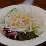 西欧亭 - サラダ