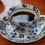 西欧亭 - コーヒー