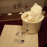 北沢二丁目商店 - ジェラート(ダブル)540円