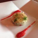 ビストロ カシュ カシュ - ランチのコース料理