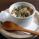 野歩ほん - 山芋のオーブン焼き