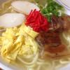 ちゅらさん - 料理写真:沖縄そば¥700