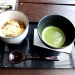 桜茶屋 - 料理写真:トローリ黒蜜きなこ!(2014,6/11)