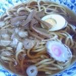 星川製麺 彩 - 中華そば