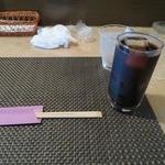 料理酒房勝 - アイスコーヒー