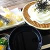 山茶花 - 料理写真:天ざるうどん
