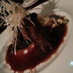 東洋食堂 百 - 豚バラの角煮