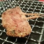 創作串の店 りんどう - 椎茸♪