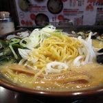 北海道ラーメン ひむろ - 味噌ラーメン