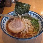 麺所 なんでやねん - 醤油麺です。