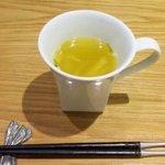 in The ROOM マクロビカフェ - 甘い野菜のみそ汁・心が落ち着きます