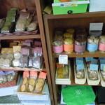 ナナハコ - 2014年5月末の店内♪この日は焼き菓子が豊富でした(≧▽≦)