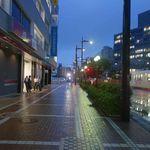 28330539 - ラーメン一心へは駅南口からアパホテル富山駅前に向かう要領で                       電鉄富山駅ビル前の道を沿うように進み