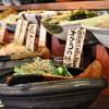 Embettei - 料理写真:日替わりおばんざい食べ放題