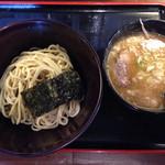 えん者 - 味噌つけ麺 750円