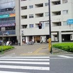 蕎麦人 弁慶 - 地下鉄護国寺駅前