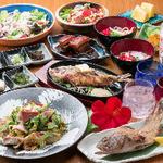 しーさ - 料理写真:代表的な沖縄料理が食べられる、満足度の高いコース☆