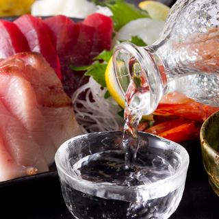 銘柄日本酒飲み比べセット!選べる3種1,080円