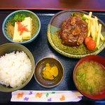なごみ - 料理写真:ハンバーグ定食
