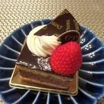 新宿高野 - いちごショコラ