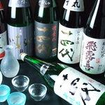 炭火串焼 正軍 - こだわりの日本酒