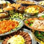 九龍城飯店  - オーダー式バイキングは122種類の料理もご用意!!!