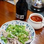 テムジン - 酢モツ