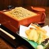 玄庵 - 料理写真:2014.5 むかしもり天(1,130円)