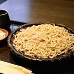 人と木 - 料理写真:2014.6 せいろ(650円)