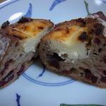 パニフィカシオン ユー - クリームチーズがたっぷり入っています