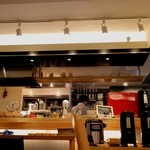 Cheval Cafe - 店内☆