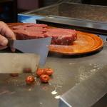 六角堂 - 国産肉の4800円のコースだっと思います。