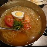 三階松 - 冷麺