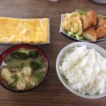 石川屋食堂 - 料理写真: