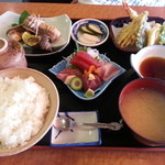 ともえ - 浜定食 2,420円