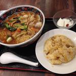 中国麺家 -