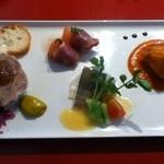 Azur - 前菜