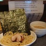 ラーメン厨房 麺バカ息子 徹 - 海苔が!?