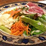 ボカロッカ - 贅沢前菜サラダ(ランチ)