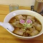 中華そば まるあ - 料理写真:チャーシュー麺850円