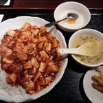 28353485 - マーボー豆腐500円