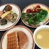 ベラヴィスタ - 料理写真:ブロッコリーは国産というのが素晴らしい!!