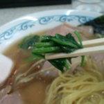 Soup - ほうれん草