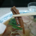 Soup - メンマ