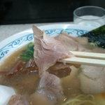Soup - チャーシュー