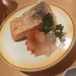魚っこや - サクラマスの焼き物