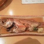 魚っこや - のどぐろの煮付